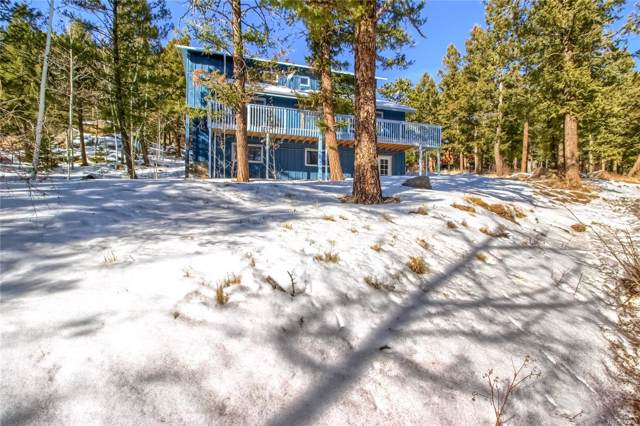 12085 Bear Park Road, Conifer, CO 80433 (#4891693) :: Berkshire Hathaway Elevated Living Real Estate