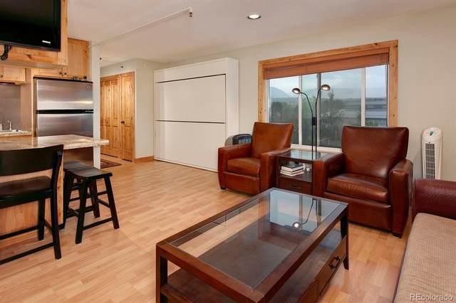 110 S Park Avenue #115, Breckenridge, CO 80424 (MLS #4891914) :: 8z Real Estate