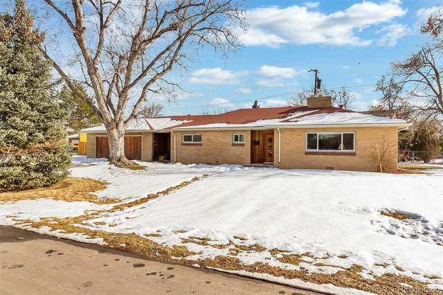 7650 W 48th Avenue, Wheat Ridge, CO 80033 (#4891920) :: The HomeSmiths Team - Keller Williams