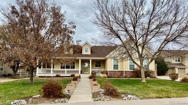 2933 E 148th Place, Thornton, CO 80602 (#4892546) :: The DeGrood Team