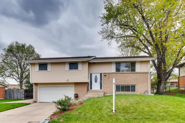 1350 W 102nd Place, Northglenn, CO 80260 (MLS #4892650) :: Bliss Realty Group