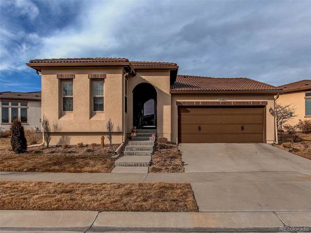 15102 W Harvard Circle, Lakewood, CO 80228 (#4892731) :: The DeGrood Team