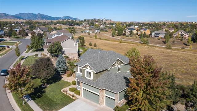 15777 W 74th Place, Arvada, CO 80007 (MLS #4893010) :: The Galvis Group