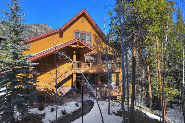 58 Trappers Crossing Trail #8768, Dillon, CO 80435 (#4893012) :: Kimberly Austin Properties