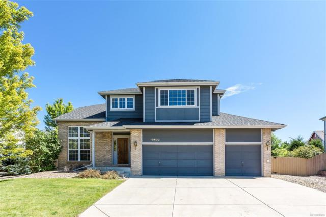 10632 Sedgwick Way, Parker, CO 80134 (#4893076) :: The Griffith Home Team