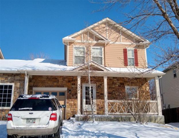 3321 E 123rd Drive, Thornton, CO 80241 (MLS #4893270) :: 8z Real Estate