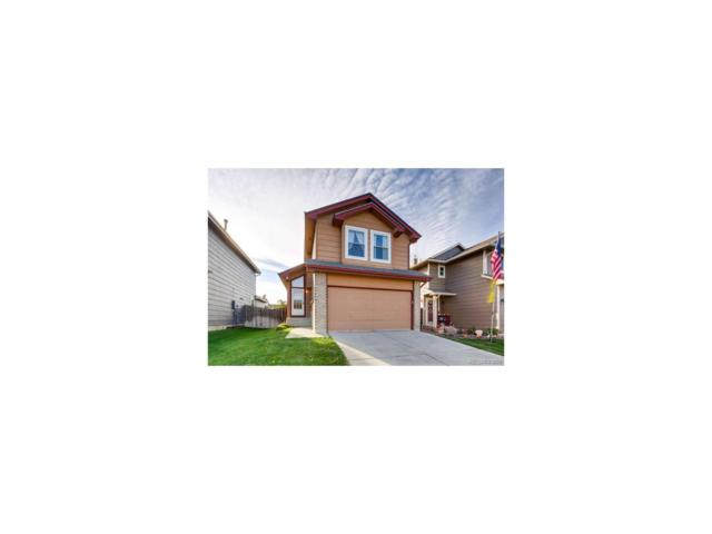 8819 Cloverleaf Circle, Parker, CO 80134 (MLS #4893291) :: 8z Real Estate
