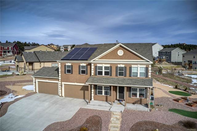 19631 Still River Court, Monument, CO 80132 (MLS #4893620) :: 8z Real Estate
