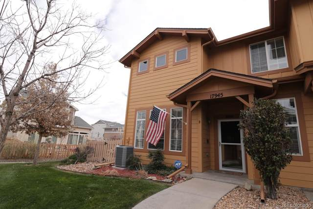 17945 E 104th Place B, Commerce City, CO 80022 (#4893896) :: Mile High Luxury Real Estate