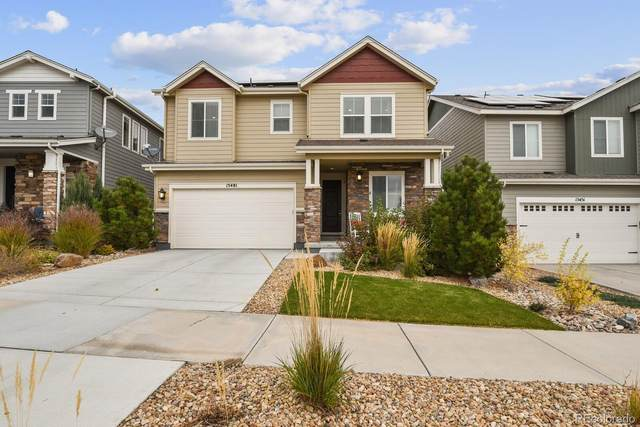 15481 W 93rd Place, Arvada, CO 80007 (#4894120) :: The FI Team