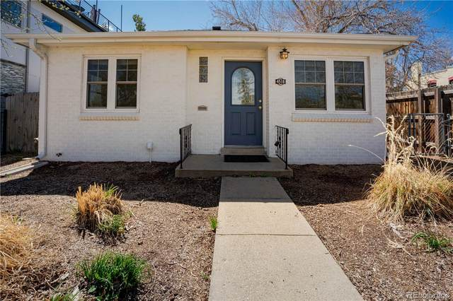 4518 W 34th Avenue, Denver, CO 80212 (#4894442) :: RazrGroup