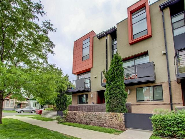 500 24th Street, Denver, CO 80205 (#4894520) :: The HomeSmiths Team - Keller Williams