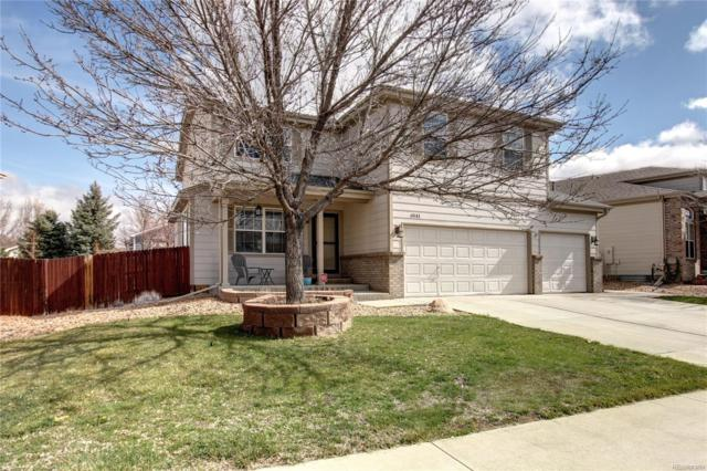 6541 Cherry Creek Drive, Parker, CO 80134 (#4894683) :: HomePopper