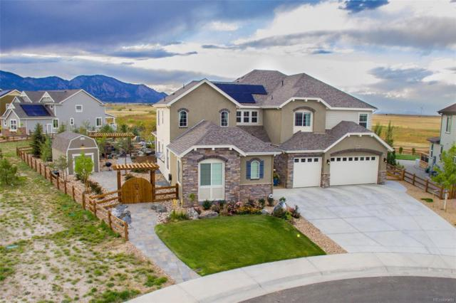 19761 W 95th Place, Arvada, CO 80007 (#4895004) :: House Hunters Colorado