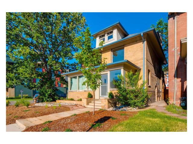 101 N Logan Street, Denver, CO 80203 (#4895199) :: Thrive Real Estate Group