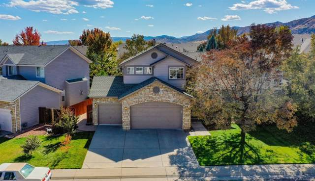 9592 W Unser Avenue, Littleton, CO 80128 (#4895406) :: The DeGrood Team