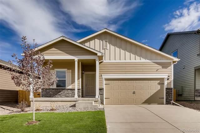 316 Maple Street, Bennett, CO 80102 (#4895812) :: The Griffith Home Team