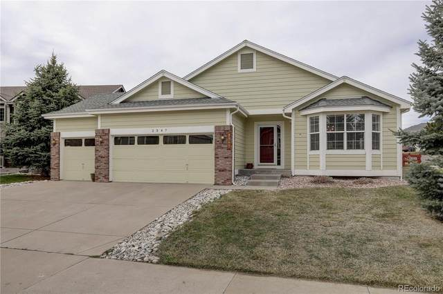2347 Switch Grass Way, Castle Rock, CO 80109 (#4895865) :: The HomeSmiths Team - Keller Williams