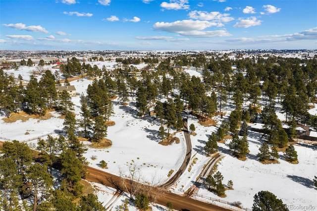 12702 Antelope Trail, Parker, CO 80138 (MLS #4895911) :: 8z Real Estate