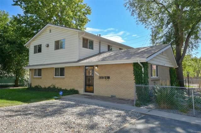8400 W 46th Avenue, Wheat Ridge, CO 80033 (#4896040) :: The Healey Group