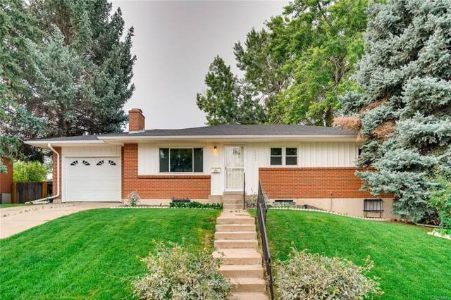 8004 E Kenyon Place, Denver, CO 80237 (#4896352) :: 5281 Exclusive Homes Realty