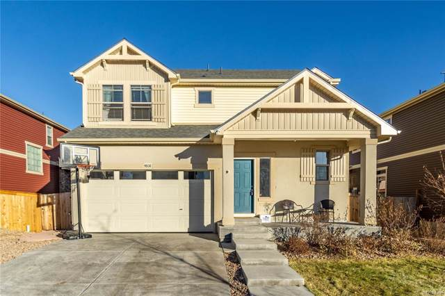 4808 S Biloxi Way, Aurora, CO 80016 (#4896513) :: The Peak Properties Group