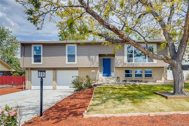 12680 W 38 Drive, Wheat Ridge, CO 80033 (#4896665) :: The DeGrood Team