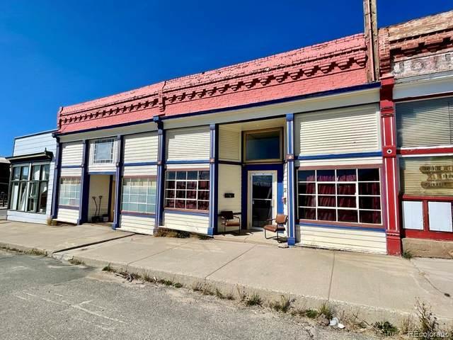 202 E 6th Street, Leadville, CO 80461 (#4896714) :: The DeGrood Team
