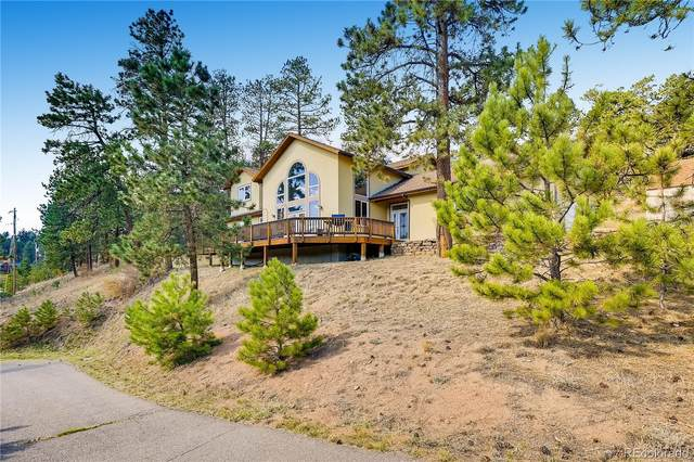 27255 Stagecoach Road, Conifer, CO 80433 (#4896830) :: Bring Home Denver with Keller Williams Downtown Realty LLC