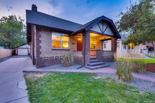 4715 Beach Court, Denver, CO 80211 (MLS #4897336) :: 8z Real Estate