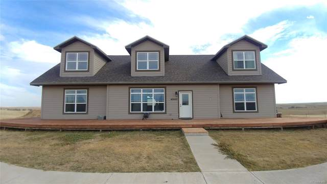 42650 County Road 125, Deer Trail, CO 80105 (#4897682) :: HomePopper