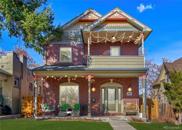 2821 N Franklin Street, Denver, CO 80205 (#4897859) :: Finch & Gable Real Estate Co.
