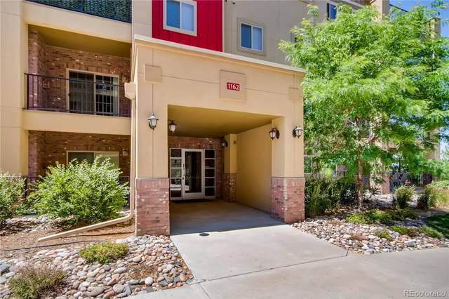 1162 Rockhurst Drive #405, Highlands Ranch, CO 80129 (MLS #4898025) :: 8z Real Estate