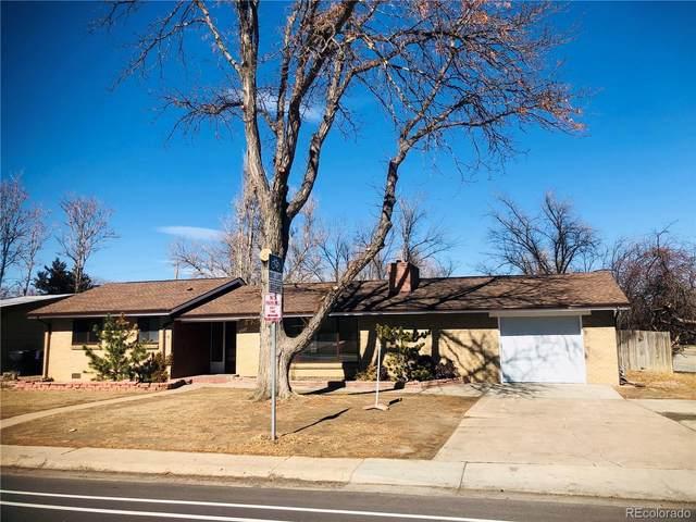 3999 E Dartmouth Avenue, Denver, CO 80210 (#4898260) :: Stephanie Fryncko | Keller Williams Integrity