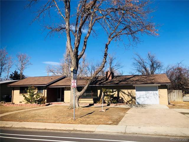3999 E Dartmouth Avenue, Denver, CO 80210 (#4898260) :: Chateaux Realty Group