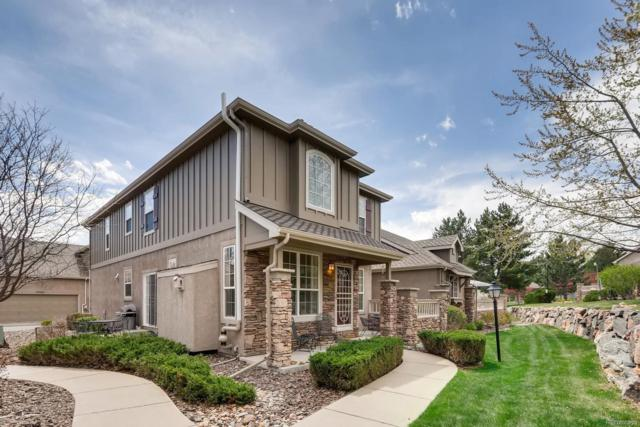 7501 Carey Lane, Castle Pines, CO 80108 (#4898265) :: The DeGrood Team