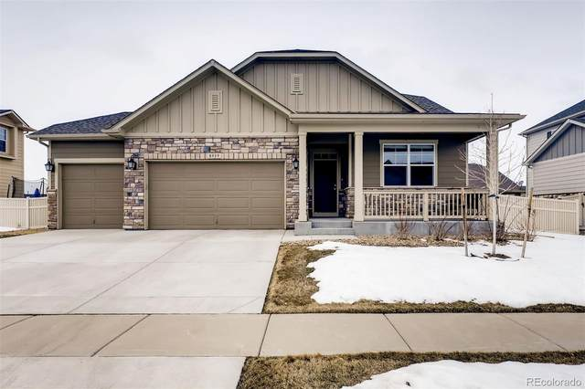8939 Foxfire Street, Firestone, CO 80504 (MLS #4898334) :: 8z Real Estate