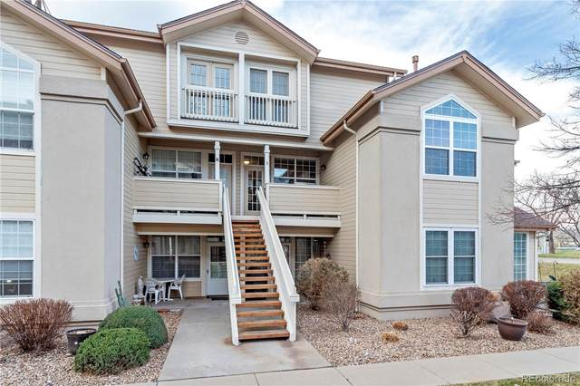 3080 W Prentice Avenue I, Littleton, CO 80123 (#4898355) :: The DeGrood Team