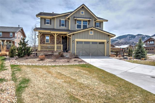15934 Burrowing Owl Court, Morrison, CO 80465 (#4898383) :: 5281 Exclusive Homes Realty