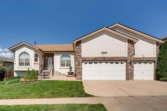 6520 Prairie Wind Drive, Colorado Springs, CO 80923 (MLS #4898753) :: 8z Real Estate