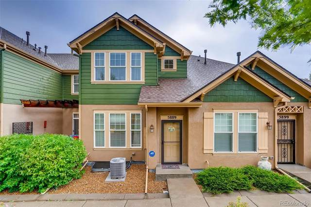 5889 S Taft Terrace, Littleton, CO 80127 (#4898774) :: My Home Team