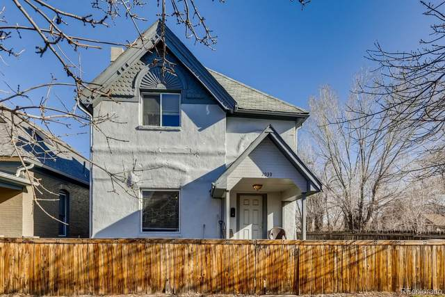 1039 E 26th Avenue, Denver, CO 80205 (#4899317) :: James Crocker Team