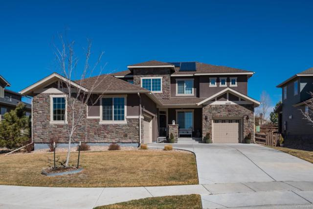 1629 W 137th Avenue, Broomfield, CO 80023 (#4899679) :: The Peak Properties Group