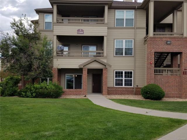 12888 Ironstone Way #103, Parker, CO 80134 (#4899694) :: Structure CO Group