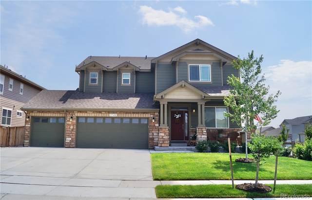 17122 Lexington Street, Broomfield, CO 80023 (#4899800) :: Peak Properties Group