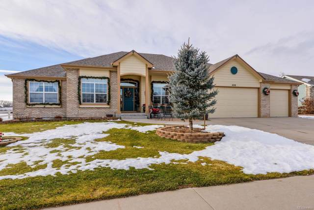 400 Estate Drive, Johnstown, CO 80534 (MLS #4899841) :: Colorado Real Estate : The Space Agency