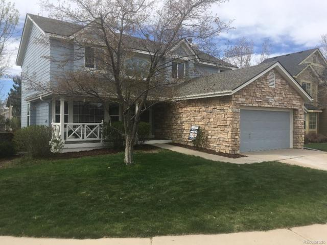 7062 Townsend Drive, Highlands Ranch, CO 80130 (MLS #4899919) :: 8z Real Estate