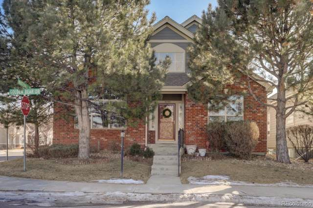 1644 Golden Bear Drive, Longmont, CO 80504 (#4900109) :: RazrGroup