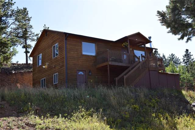 258 Wise Road, Bailey, CO 80421 (#4900474) :: Harling Real Estate