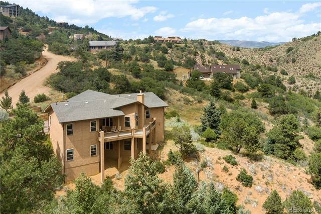 835 Oak Ridge Road, Manitou Springs, CO 80829 (#4900801) :: iHomes Colorado